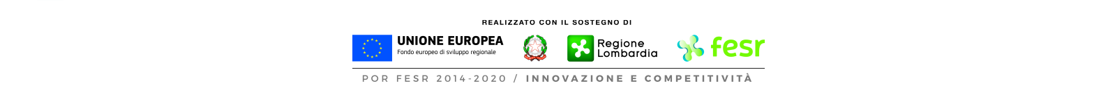 Realized with the support of European Union, Lombardy region, city of Milan and FESR